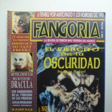 Cine: FANGORIA Nº 17. EL EJÉRCITO DE LA OSCURIDAD.. Lote 210341607