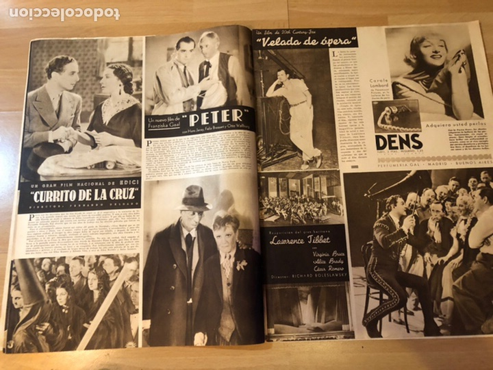 revista popular film feb 1936 charlie chaplin.m - Comprar ...
