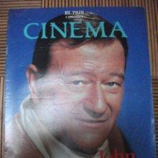 Cine: CINEMA EL PAIS, FASCICULO 3. Lote 210354805