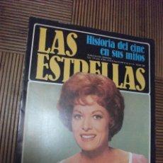 Cine: LAS ESTRELLAS, HISTORIA DEL CINE EN SUS MITOS, FASCICULO 98. Lote 210354878