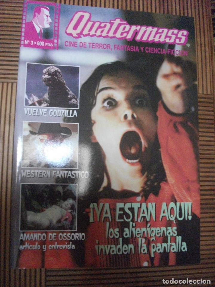 QUATERMASS, Nº 3 (Cine - Revistas - Otros)
