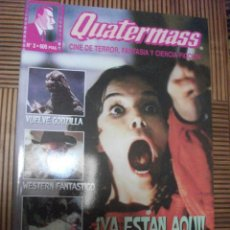 Cine: QUATERMASS, Nº 3. Lote 210354983