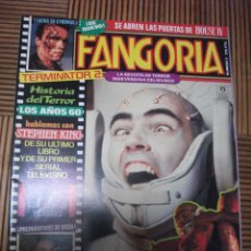 Cine: FANGORIA, Nº 3. Lote 210355055