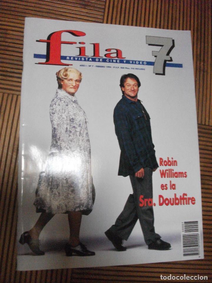 FILA 7, Nº 7 (Cine - Revistas - Otros)