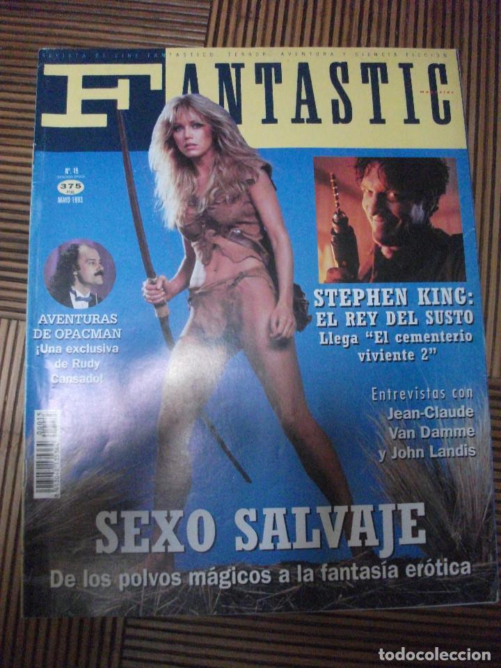 FANTASTIC, Nº 15 (Cine - Revistas - Otros)