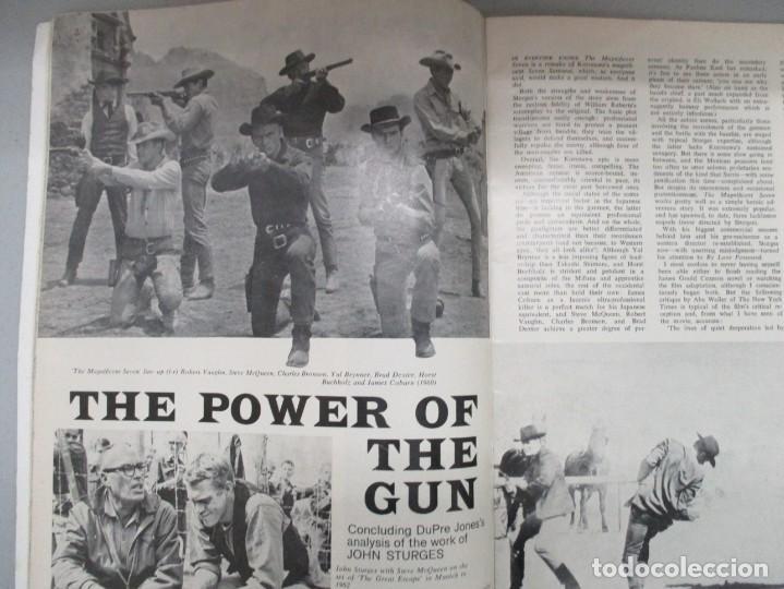 Cine: FILMS AND FILMING - 3 REVISTAS FEBRERO / MAYO Y JUNIO 1974 - INCLUYE DRACULA WARHOL - Foto 2 - 210367160