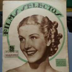 Cine: FILMS SELECTOS. Nº 243. 15/06/1935. Lote 210415270