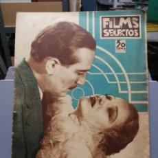 Cine: FILMS SELECTOS. Nº 240. 25/05/1935. Lote 210415320