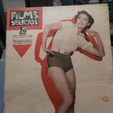 Cine: FILMS SELECTOS. Nº 238. 11/05/1935. Lote 210415370