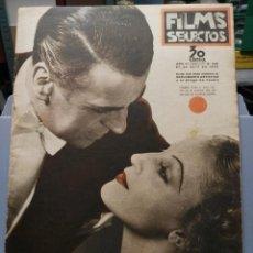 Cine: FILMS SELECTOS. Nº 236. 27/04/1935. Lote 210415395