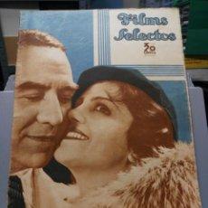 Cine: FILMS SELECTOS. Nº 235. 20/04/1935. Lote 210415435