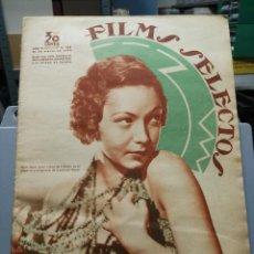 Cine: FILMS SELECTOS. Nº 232. 03/03/1935. Lote 210415472