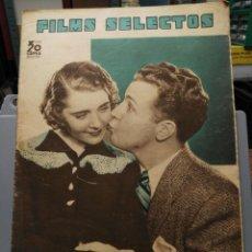 Cine: FILMS SELECTOS. Nº 230. 16/03/1935. Lote 210415507