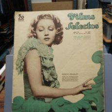 Cine: FILMS SELECTOS. Nº 299. 11/07/1936. Lote 210416820