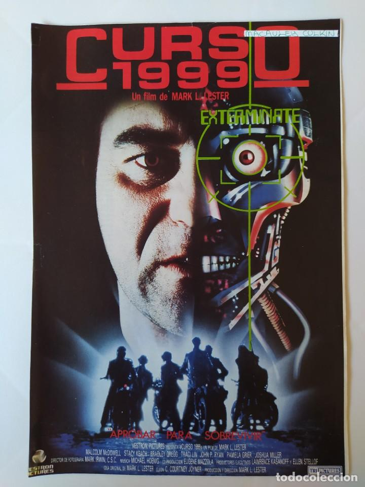 MACAULAY CULKIN - CURSO 1999/MARK LESTER - CYRANO DE BERGERAC/GERARD DEPARDIEU - RECORTE FOTOGRAMAS (Cine - Revistas - Fotogramas)