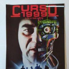 Cine: MACAULAY CULKIN - CURSO 1999/MARK LESTER - CYRANO DE BERGERAC/GERARD DEPARDIEU - RECORTE FOTOGRAMAS. Lote 210483027