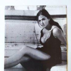 Cine: FOTO POSTER Y REPORTAJE DE MARIA GRAZIA CUCINOTTA - PUBLICIDAD RELOJES PULSAR - 2000. Lote 210484766
