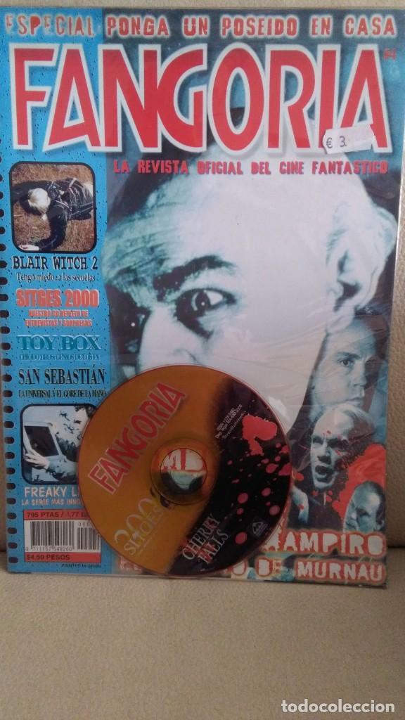 FANGORIA (Cine - Revistas - Fangoria)
