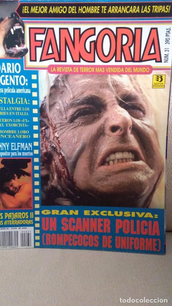 FANGORIA 31 (Cine - Revistas - Fangoria)