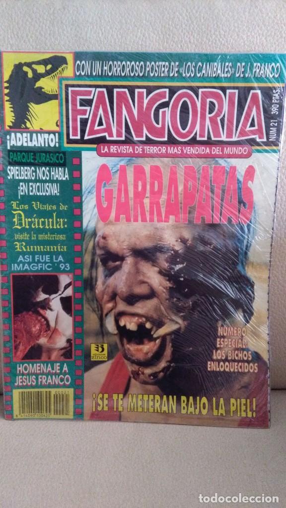 FANGORIA 21 (Cine - Revistas - Fangoria)