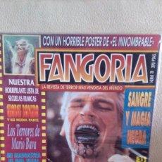 Cinema: FANGORIA 20. Lote 210492518