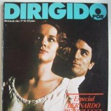 Cine: DIRIGIDO POR. REVISTA Nº 50.. Lote 210536457
