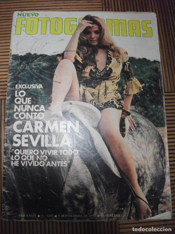 NUEVO FOTOGRAMAS Nº 1247 (Cine - Revistas - Fotogramas)