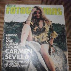 Cine: NUEVO FOTOGRAMAS Nº 1247. Lote 210557492