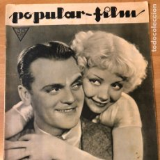 Cinéma: REVISTA POPULAR FILM FEB 1934 ALICE WHITE.GARY COOPER.JOAN CRAWFORD.JEAN HARLOW. Lote 210764641