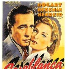 Cinema: CASABLANCA. Lote 210776884
