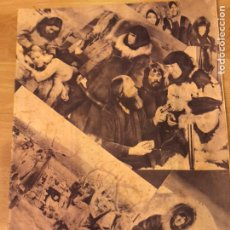 Cine: REVISTA POPULAR FILM JUN 1934 ESKIMO GLORIA SWANSON THELMA TODD ANN DVORAK NORMA SHEARER FAIRBANKS. Lote 210840472