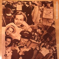 Cine: REVISTA POPULAR FILM JUL 1934 ANN DVORAK MAURICE CHEVALIER NORMA SHEARER OSCAR BOYER GARY COOPER. Lote 210840702