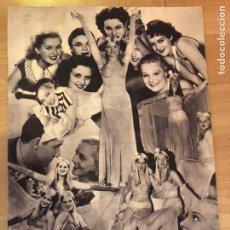 Cine: REVISTA POPULAR FILM JUL 1934 ELEANOR PHELPS.TOURJANSKY.DOLORES DEL RÍO.BARBARA STANWYCK. Lote 210843595