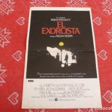 Cine: POSTER (40 X 26,5) -EL EXORCISTA-. Lote 210935301