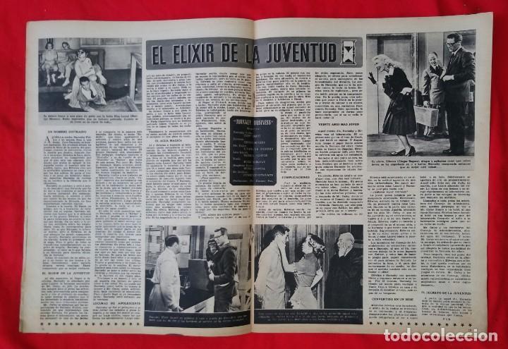 Cine: CINE MUNDO - ENERO 1953 Nº 45 - JEAN PETERS - RICHARD WIDMARK - PJRB - Foto 3 - 210940910
