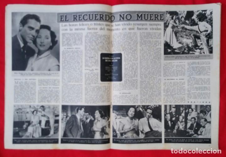 Cine: CINE MUNDO - ENERO 1953 Nº 43 - SIMONE SIGNORET - MERRY ANDERS, GLORIA GORDON - PJRB - Foto 3 - 210947581