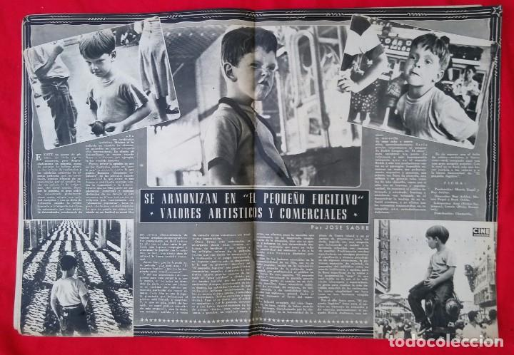 Cine: CINE MUNDO - ENERO 1953 Nº 91 - IVONNE DE CARLO - SUZAN BALL - PJRB - Foto 3 - 210948376