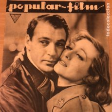 Cinema: REVISTA POPULAR FILM SEP 1933 JOAN CRAWFORD GARY COOPER.CAROLE LOMBARD.GINGER ROGERS LA CALLE 42. Lote 211499522