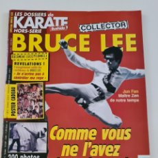 Cine: BRUCE LEE KARATE BUSHIDO COLLECTOR. Lote 211516147