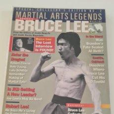 Cine: BRUCE LEE MARTIAL ARTS LEGENDS. Lote 211518959
