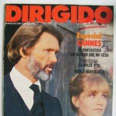 Cine: DIRIGIDO POR. REVISTA Nº 84. 1981.. Lote 211637720