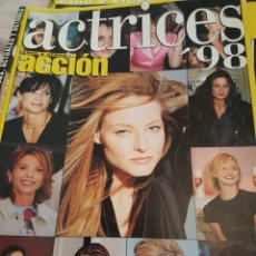 Cine: PP11//ACCION/ACTRICES 98. Lote 211640786