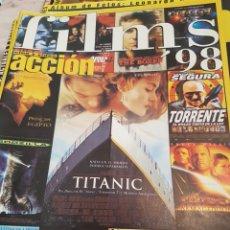 Cine: PP11//ACCION/FILMS 98. Lote 211640956