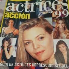 Cine: PP11//ACCION/ ACTRICES 99. Lote 211641080