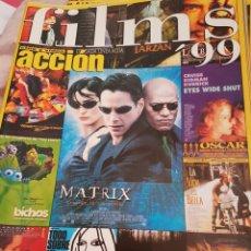 Cine: PP11//ACCION/FILMS 99. Lote 211641264