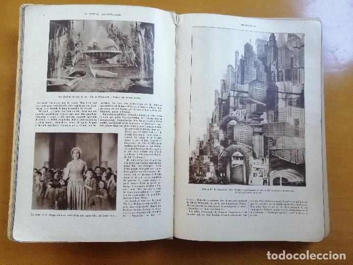 Cine: Volumen facticio de La Petite Illustration, monografico del film Metropolis de Fritz Lang.1928 - Foto 3 - 211746568