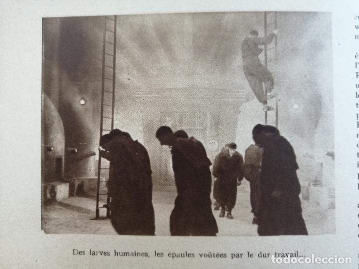 Cine: Volumen facticio de La Petite Illustration, monografico del film Metropolis de Fritz Lang.1928 - Foto 4 - 211746568