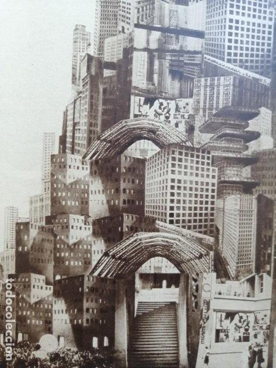 Cine: Volumen facticio de La Petite Illustration, monografico del film Metropolis de Fritz Lang.1928 - Foto 6 - 211746568