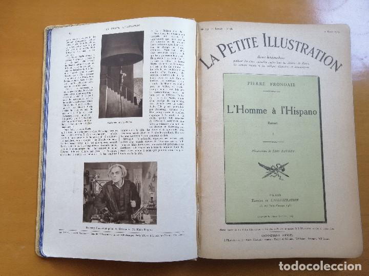 Cine: Volumen facticio de La Petite Illustration, monografico del film Metropolis de Fritz Lang.1928 - Foto 7 - 211746568