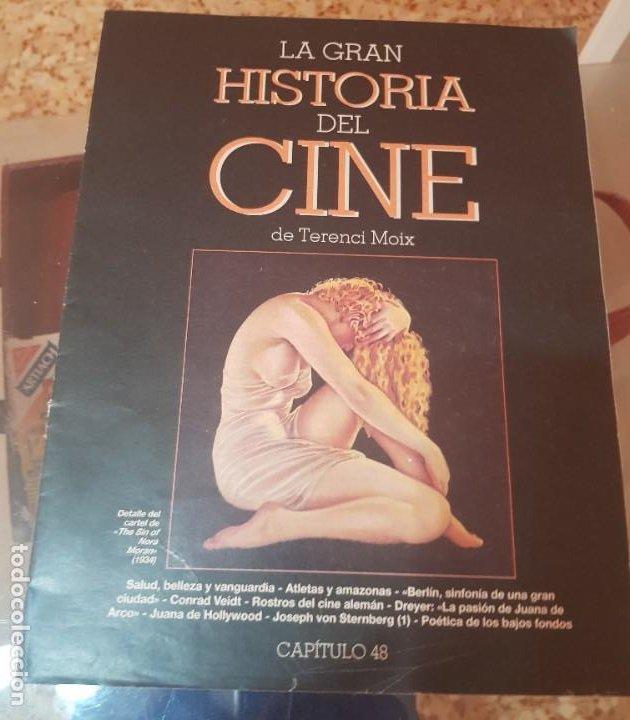 LA GRAN HISTORIA DEL CINE - CAPITULO 48 - TERENCI MOIX (Cine - Revistas - La Gran Historia del cine)